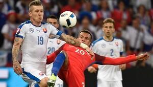 Slovakya 0-0 İngiltere / MAÇ ÖZETİ