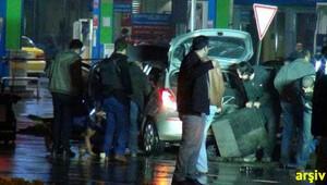 Diyarbakır Ergani'de bomba yüklü araç ele geçti