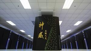 Dünyanın en güçlü bilgisayarı Çin'de!