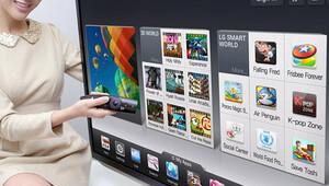 LG'den sinek kovan akıllı televizyon