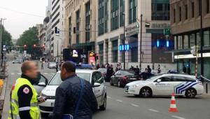 'Sahte intihar bombacısı' Belçika'yı ayağa kaldırdı