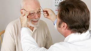 Göz muayenesi ile hızlı check up
