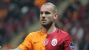 Wesley Sneijder İngiltere yolcusu…