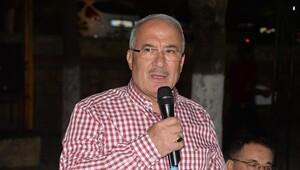 Başkan Kocamaz iftarda projeleri anlattı