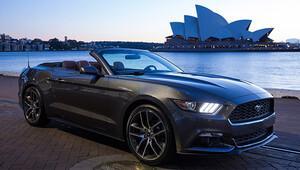 Mustang'e yeni bir otomatik şanzıman mı geliyor?