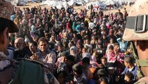 Ürdün'de Suriyelilerin yaşadığı kampın yakınında patlama!