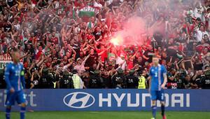 UEFA'dan Macaristan'a para cezası