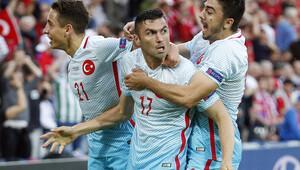 Türkiye:2 Çek Cumhuriyeti:0 (İşte maçın özeti)