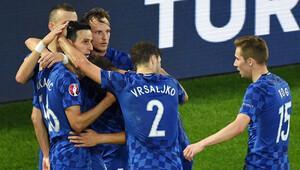 Hırvatistan 2-1 İspanya / MAÇIN ÖZETİ