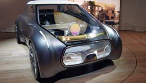 Mini'den geleceğin otomobili