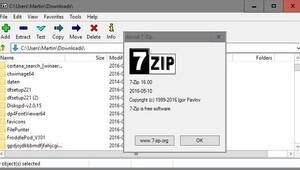 Dosyalarınızı 7-zip ile sıkıştırıp küçültün!