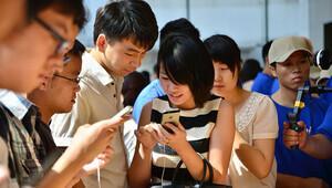 Çin'de 4G kullanıcısı sayısı 530 milyona ulaştı
