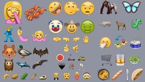 Telefonlara yeni emojiler geliyor