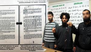IŞİD arşivi böyle ortaya çıktı