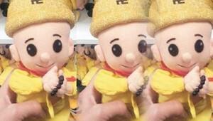 Nazi sembollü oyuncak bebek satıştan çekildi