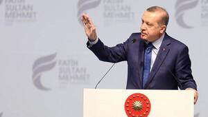 Cumhurbaşkanı Erdoğan'dan Erol Evgin'e: Sen sanatçı olsan ne olur, profesör olsan ne olur