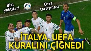 İtalya, UEFA kuralını çiğnedi!