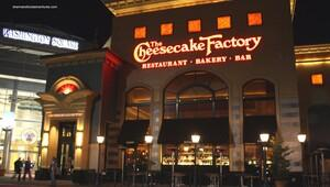 Cheesecake Factory'e Türkiye izni çıkmadı
