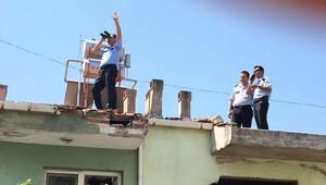 Bayındır'daki roketli saldırıda facia ucuz atlatılmış