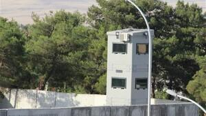 Diyarbakır'a zırhlı kule