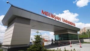 Melikşah Üniversitesi'ne kayyum