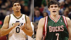 NBA'de takas sürprizi! İki Türk aynı takımda