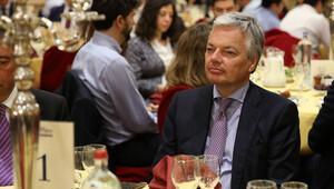 Belçika Başbakan Yardımcısı da iftara katıldı