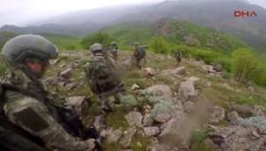 Lice'de çatışma: 3 asker yaralı