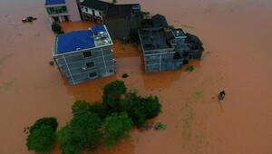 Çin'deki hortum ve fırtınada ölenlerin sayısı 98'e yükseldi