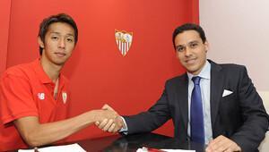 Sevilla, Kiyotake ile anlaştı