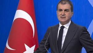 Ömer Çelik: Avrupa Birliği Anadolu ile birleşmeli
