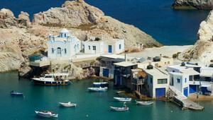Yunanistan'ın gizli koylarını keşfetmenin tam zamanı: Milos Adası