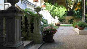 Roma'nın hem kışkırtan hem de dinlendiren sarayı: Palazzo Gamberini