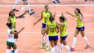 Brezilya İtalya'yı rahat geçti 3-1
