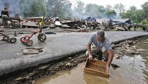 Sel felaketi 14 can aldı