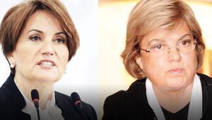 Meral Akşener'den MHP'deki iddialara sert tepki: Asuman hanım önerdi