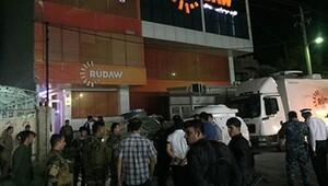 Rudaw Medya Grubu'na bombalı saldırı: 4 yaralı