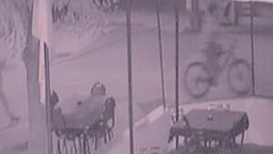 Namaz kılarken 2 bin liralık bisikleti çalındı