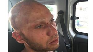 Baldız katili şüphelisini linçten polis kurtardı
