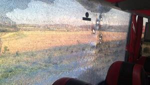 Ankara'da 3 ayrı yolcu otobüsüne silahlı saldırı: 7 yaralı