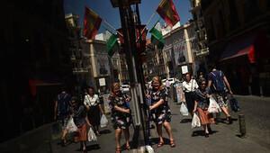 İspanya sandık başında