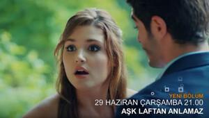 Aşk Laftan Anlamaz dizisi 3. bölüm 2. fragmanında sürpriz sahne!