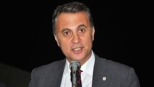 Fikret Orman Beşiktaş'ın transferlerini açıkladı
