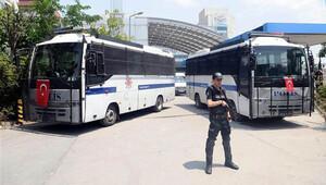 İstanbul polisini alarma geçiren otobüs