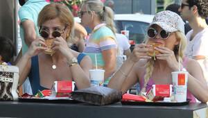 Cicişler'den hamburger açıklaması