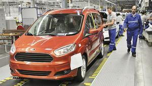 Türk otomotiv sanayinin en büyük müşterisi İngiltere