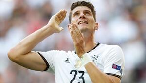 Mario Gomez'den tarihi gol!