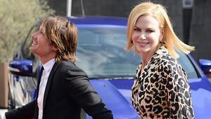 Keith Urban'dan Nicole Kidman'a sürpriz fotoğraf
