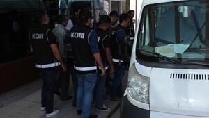 Paralel yapı soruşturmasında 9 polis tutuklandı