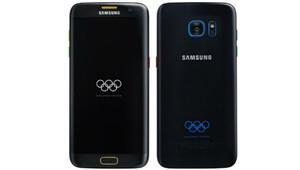 İşte karşınızda Samsung Galaxy S7 Edge Olympic Edition